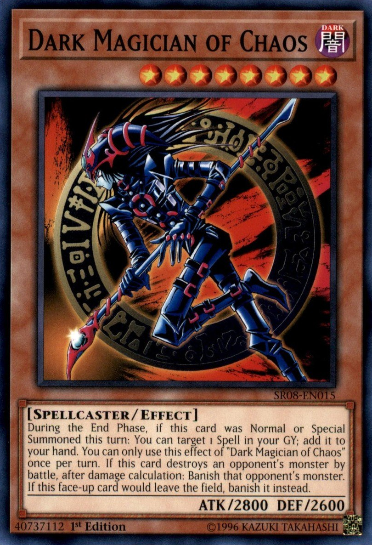 Dark Magician of Chaos