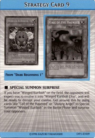 Special Summon surprise