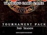 Tournament Pack: 3rd Season