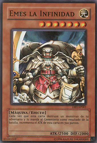 Yu-Gi-Oh! Destiny Board Traveler promotional cards (TCG-SP-UE)
