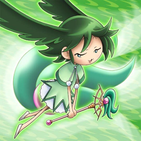 Fortune Fairy Hu (Tag Force)