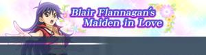 Blair Flannigan's Maiden in Love