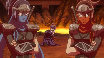 Yu-Gi-Oh! ARC-V - Episode 048