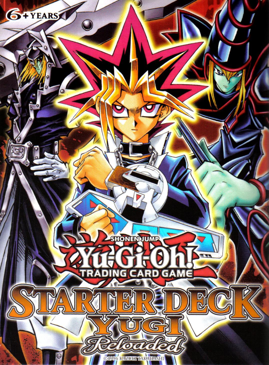 Starter Deck Yugi Reloaded