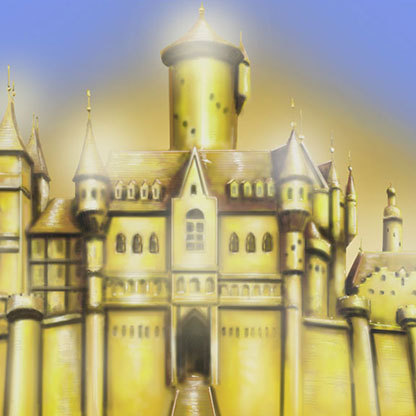 Golden Castle of Stromberg (anime)