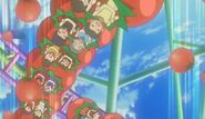 Tomato Paradise roller coaster