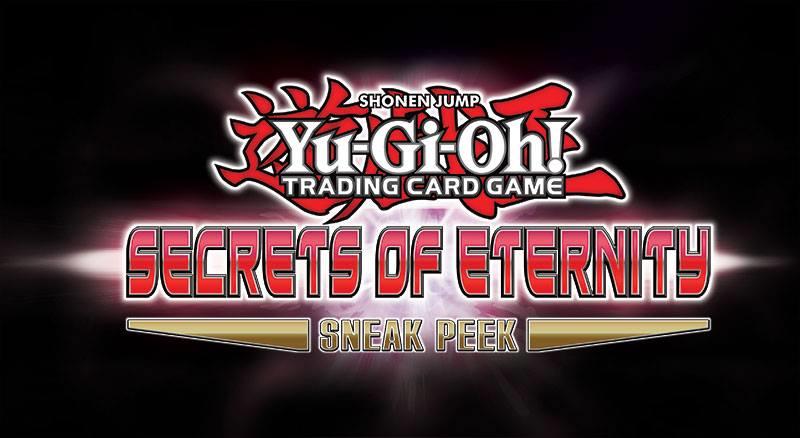 Secrets of Eternity Sneak Peek Participation Card
