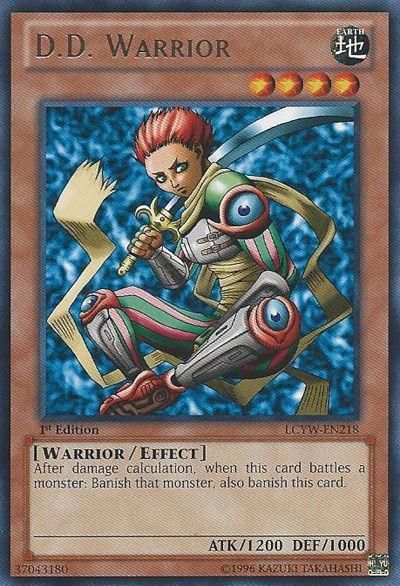 D.D. Warrior