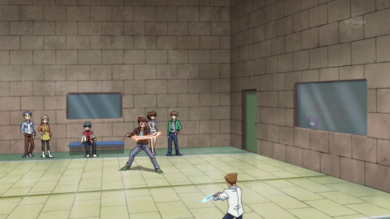 You Show Duel School (Fusion Dimension)