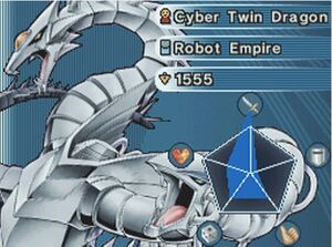 Cyber Twin Dragon