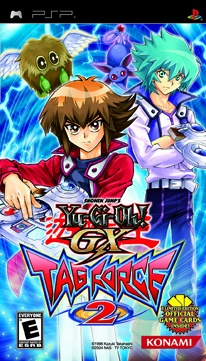 Yu-Gi-Oh! GX Tag Force 2 promotional cards