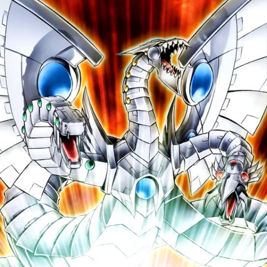Cyber Drago Finale