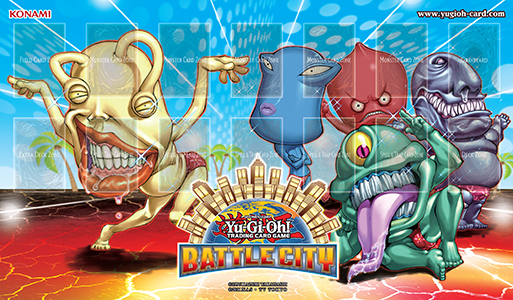 Battle City Tournament Kit
