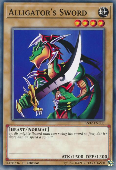 Alligator's Sword