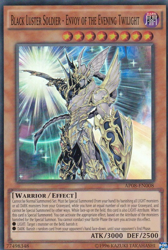 Black Luster Soldier - Envoy of the Evening Twilight