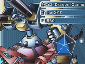 XYZ-Dragon Cannon