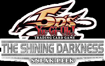 The Shining Darkness Sneak Peek Participation Card