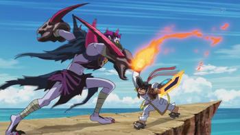Yu-Gi-Oh! ARC-V - Episode 030