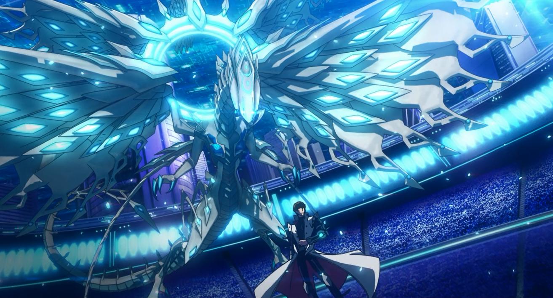 Deep-Eyes White Dragon (anime)