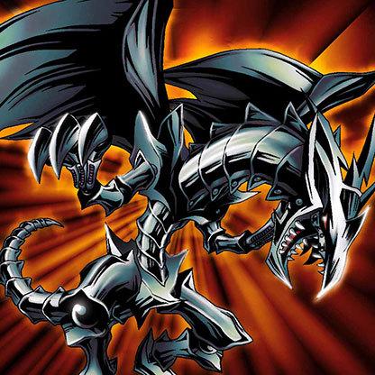 Red-Eyes Black Metal Dragon (anime)