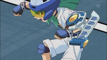 Yu-Gi-Oh! 5D's - Episode 077