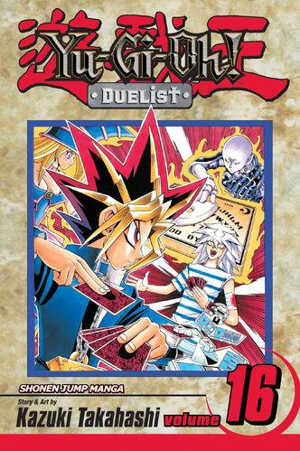 <i>Yu-Gi-Oh! Duelist</i> Volume 16