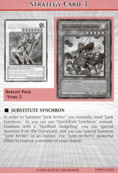 Substitute Synchron