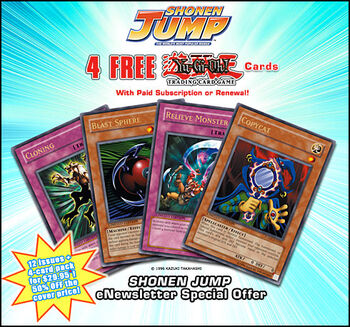 <i>Shonen Jump</i> August 2008 subscription bonus