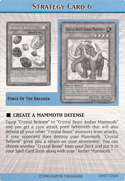 Create a Mammoth defense
