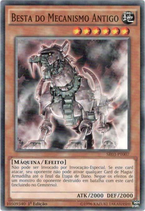 Ancient Gear Beast