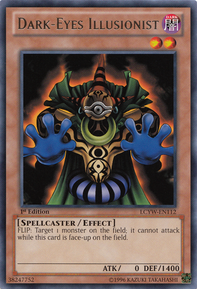 Dark-Eyes Illusionist