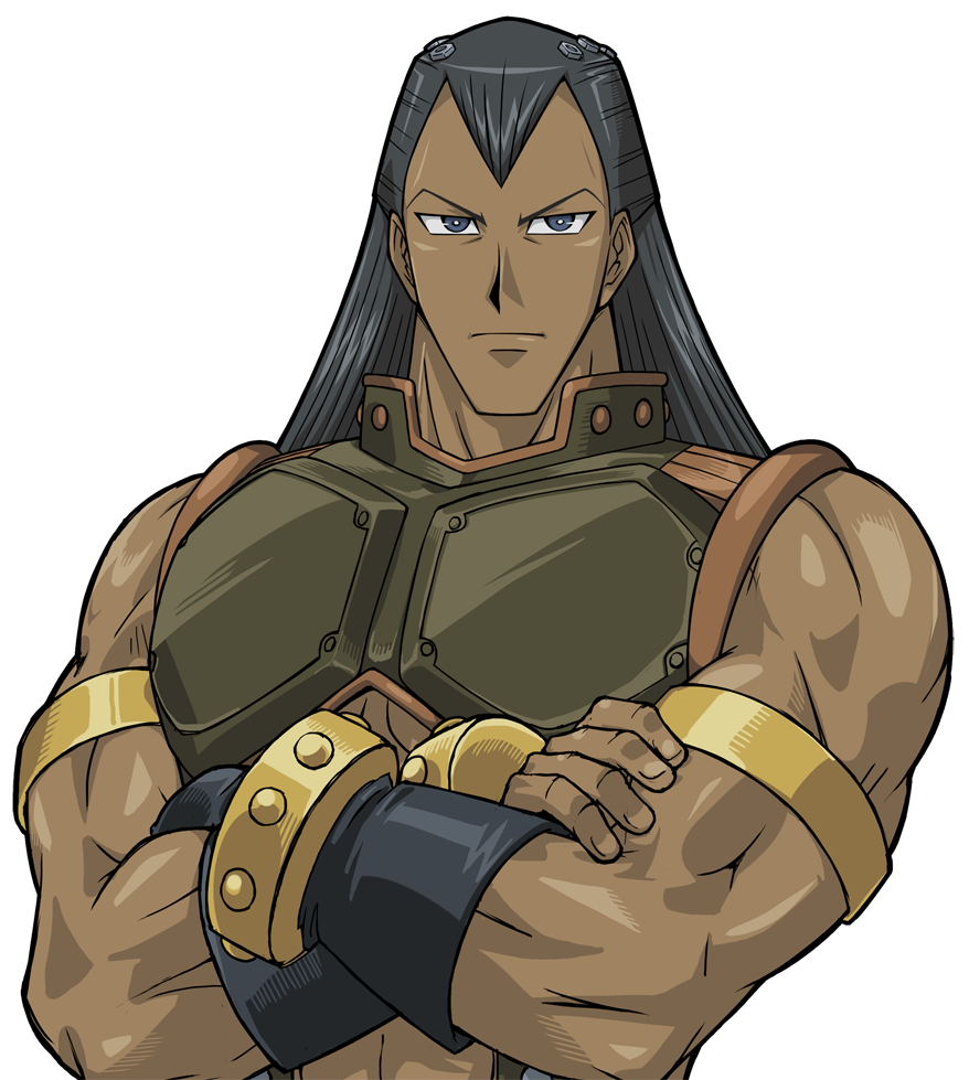 Greiger (Legacy of the Duelist)