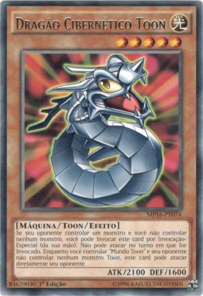 Toon Cyber Dragon
