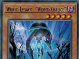 "World Legacy - ""World Chalice"""