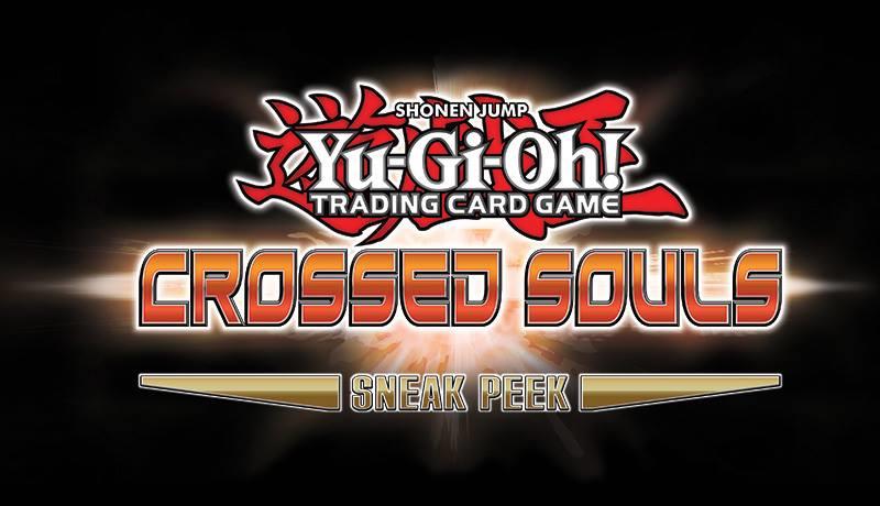 Crossed Souls Sneak Peek Participation Card