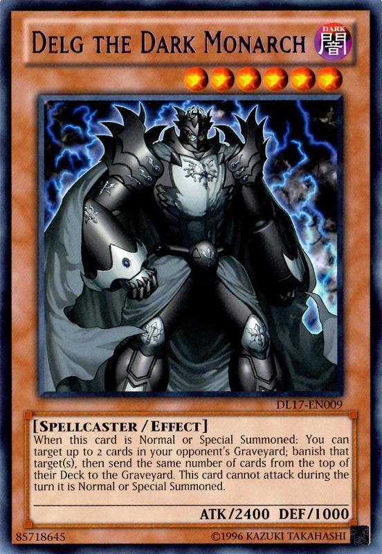 Delg the Dark Monarch