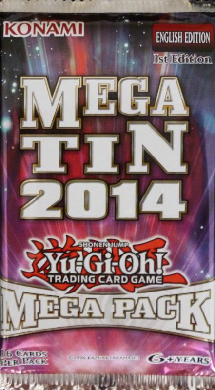 2014 Mega-Tin Mega Pack