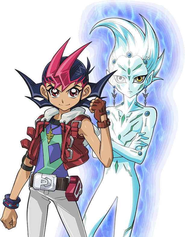 Yuma and Astral