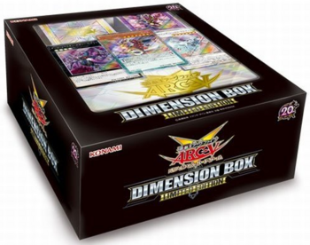 Dimension Box Limited Edition