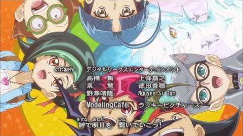 Yu-Gi-Oh!_ZEXAL_Japanese_End_Credits_Season_3,_Version_2_-_Challenge_the_GAME_by_REDMAN