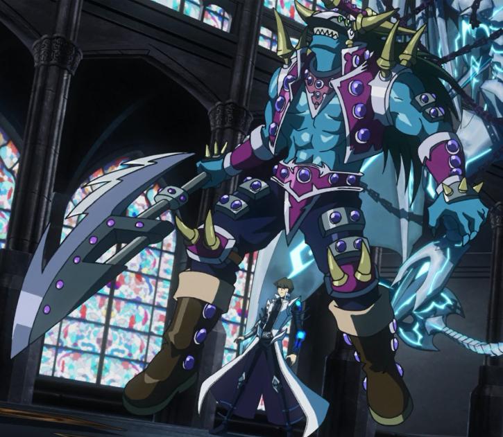 Kaiser Vorse Raider (anime)
