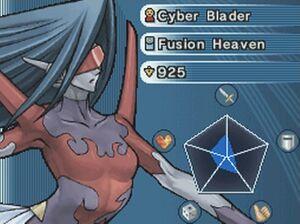 Cyber Blader
