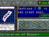 Declaration of Despair
