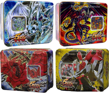Collectible Tins 2008