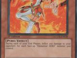 Elemental HERO Lady Heat