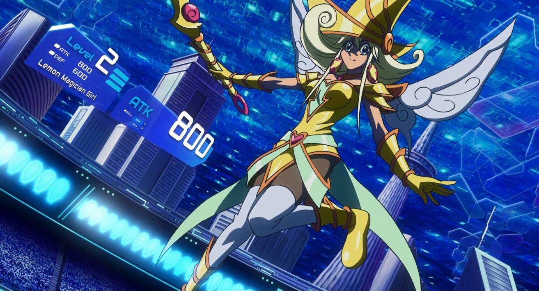 Lemon Magician Girl (anime)