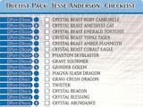 Duelist Pack -Jesse Anderson- Checklist