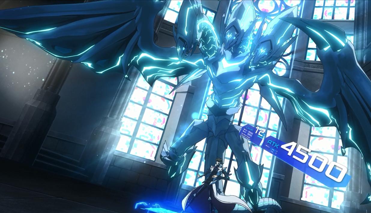 Neo Blue-Eyes Ultimate Dragon (anime)