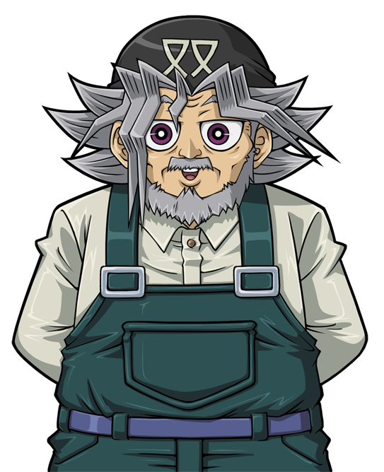 Solomon Muto (Legacy of the Duelist)