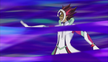 Yu-Gi-Oh! VRAINS - Episode 008